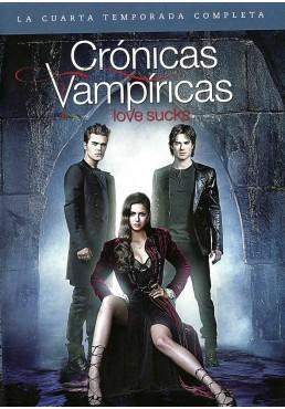 Crónicas Vampíricas - 4ª Temporada (The Vampire Diaries)