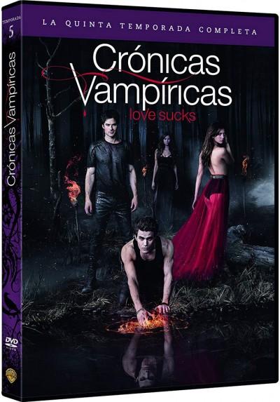 Crónicas Vampíricas - 5ª Temporada (The Vampire Diaries)
