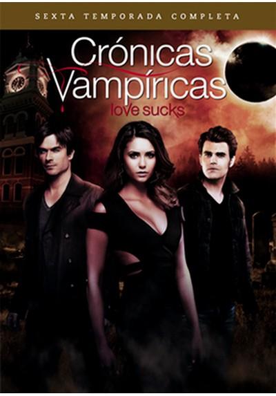 Crónicas Vampíricas - 6ª Temporada (The Vampire Diaries)