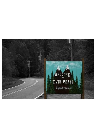 Twin Peaks (POSTER)