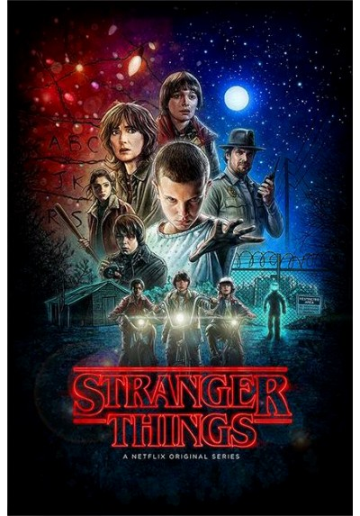 Stranger Things (POSTER)