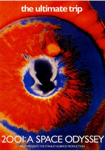 2001: Odisea del Espacio (POSTER)