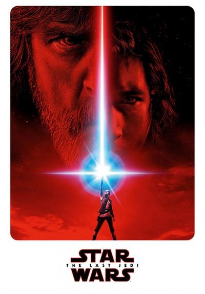 Star Wars - The Last Jedi (POSTER)