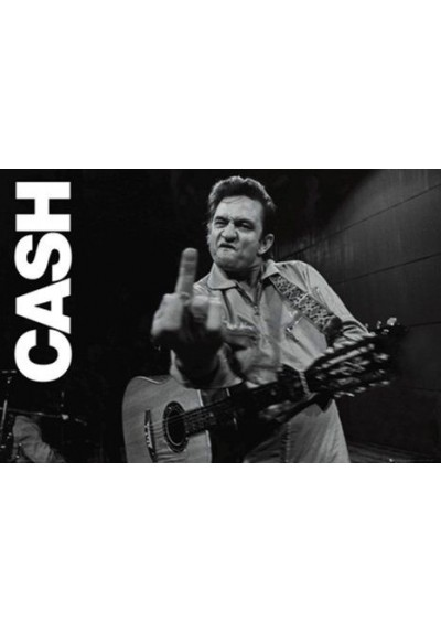 Johnny Cash (POSTER)