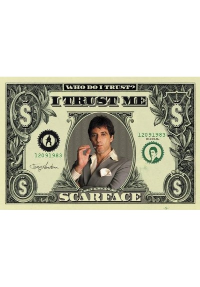 Scarface (POSTER)