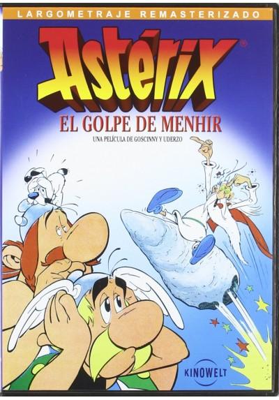 Asterix: El Golpe Del Menhir