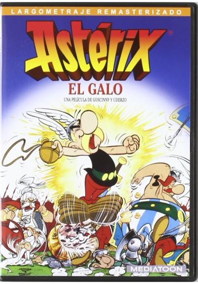 Asterix: El Galo