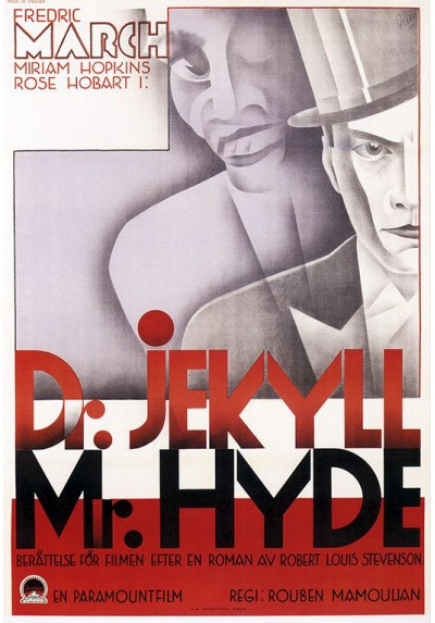Dr. Jekyll y Mr. Hyde (POSTER)