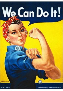 we can do it (POSTER)