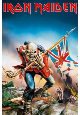 Iron Maiden- The Trooper (POSTER)