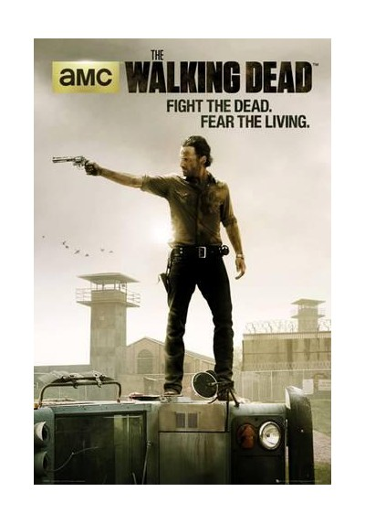 The Walking Dead - Fight the Dead (POSTER)