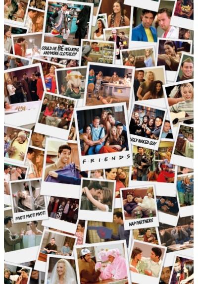 Friends - Polaroid (POSTER)