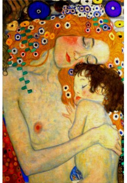 """Madre e hija"" (POSTER)"