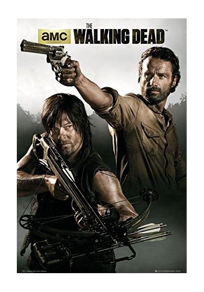 The Walking Dead - Rick Grimes & Daryl Dixon (POSTER)