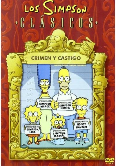 Los Simpson Clásicos: Crimen y Castigo