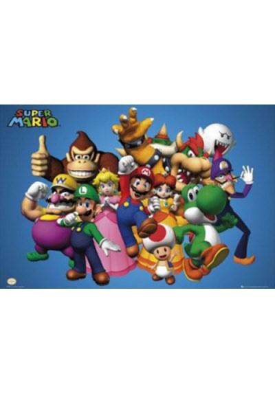Mario Bros (POSTER)
