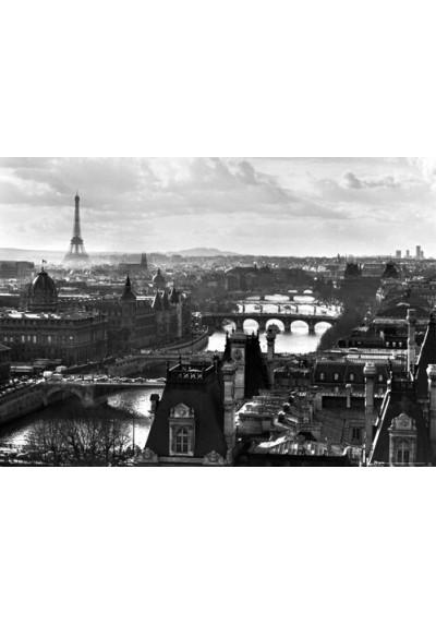 Vistas de París (POSTER)