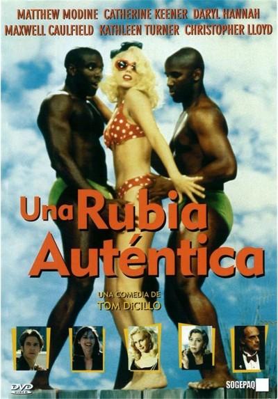 Una Rubia Auténtica (The Real Blonde)