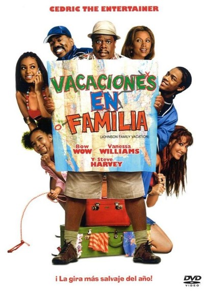 Vacaciones en Familia (Johnson Family Vacation)