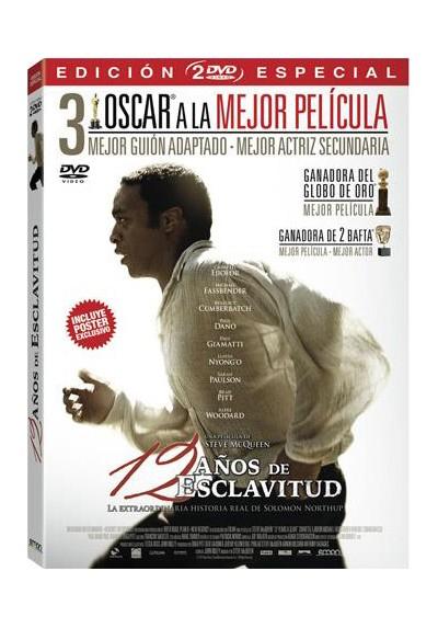 12 Años De Esclavitud (Ed. Especial) (12 Years A Slave)