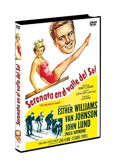 Serenata En El Valle Del Sol (The Duchess Of Idaho)