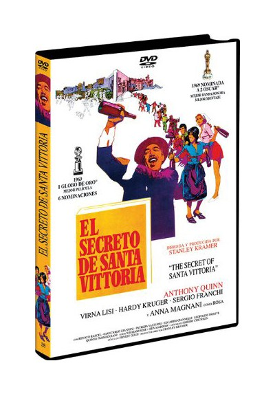 El Secreto De Santa Vittoria (The Secret Of Santa Vittoria)