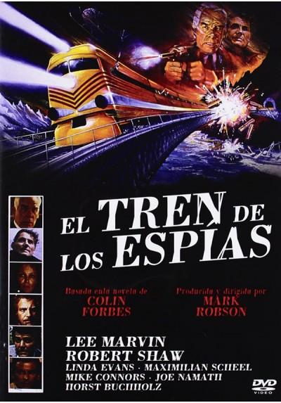El Tren De Los Espias (Avalanche Express)