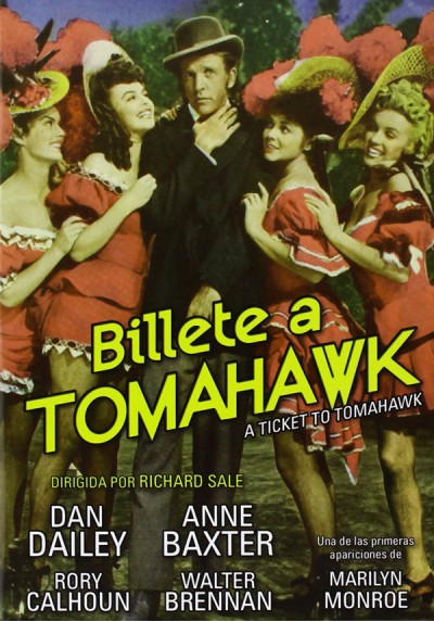 Billete A Tomahawk (A Ticket To Tomahawk)