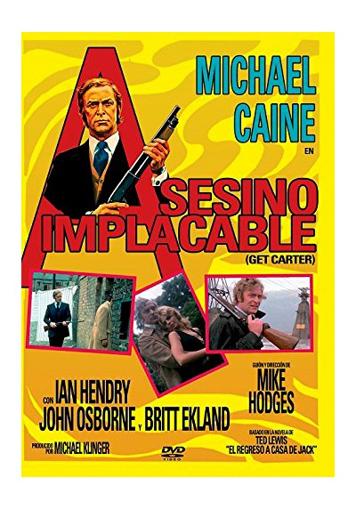 Asesino Implacable (Get Carter)