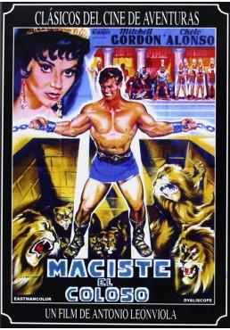 Maciste El Coloso (Maciste Nella Terra Dei Ciclopi)