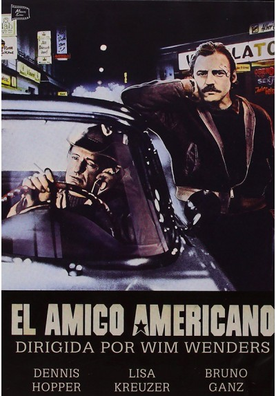 El Amigo Americano (The American Friend)