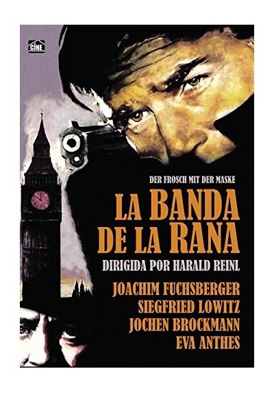 La Banda De La Rana (Der Frosch Mit Der Maske)