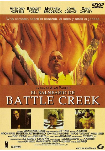 El Balneario De Battle Creek (The Road To Wellville)