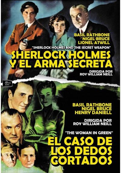 Sherlock Holmes Y El Arma Secreta / El Caso De Los Dedos Cortados