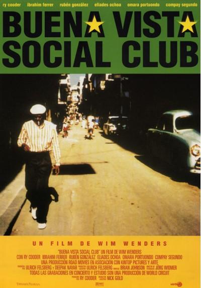 Buena Vista Social Club  (POSTER)