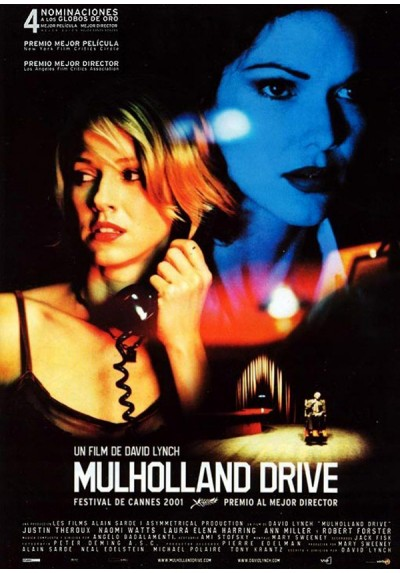 Mulholland Drive (POSTER)