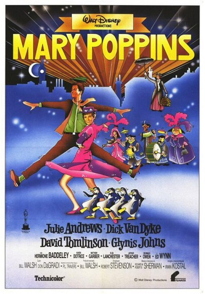 Mary Poppins (POSTER)
