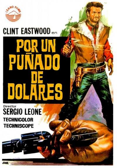 Por un Puñado de Dólares - Clint Eastwood (POSTER)