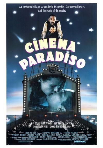 Cinema Paradiso (POSTER)