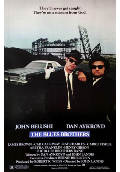 The Blues Brothers (POSTER)