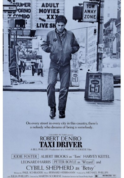 Taxi Driver - Oficial (POSTER)