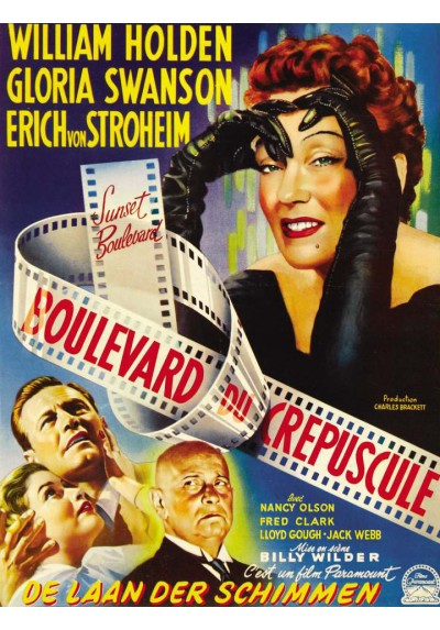 Sunset Boulevard - Una Historia de Hollywood (POSTER)