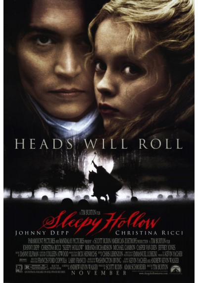 Sleepy Hollow (POSTER)