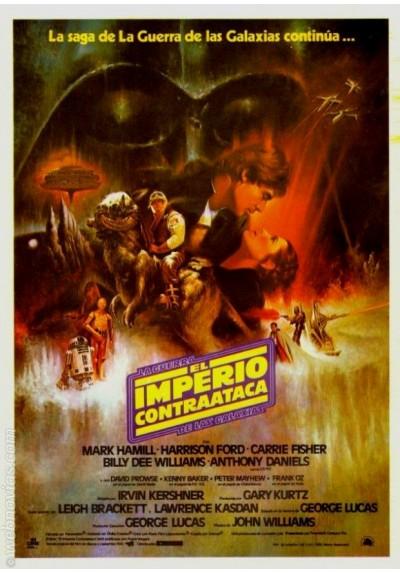 El Imperio Contraataca - La Guerra de las Galaxias (POSTER)