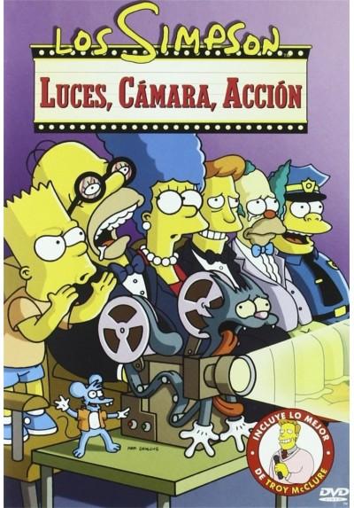 Los Simpson: Luces, Cámara, Acción