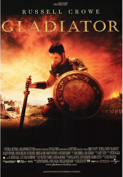 Gladiator (POSTER)