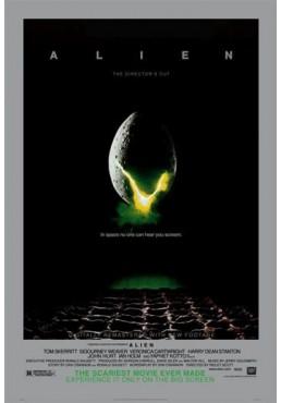 Alien - Montaje del Director (POSTER)