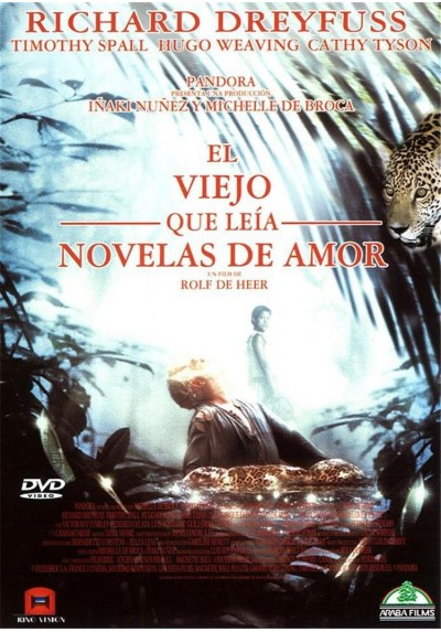 El Viejo que Leía Novelas de Amor (The Old Man Who Read Love Stories)