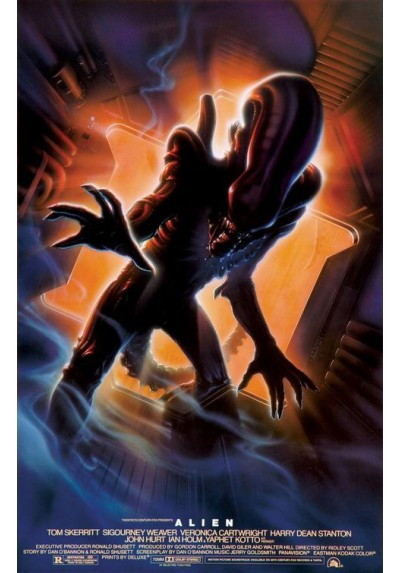 Alien - El Octavo Pasajero (POSTER)