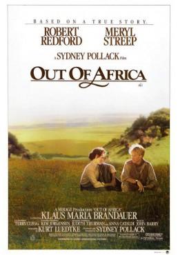 Memorias de África (POSTER)